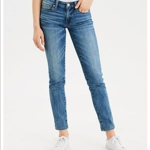 American Eagle stretch Skinny Jean size 14